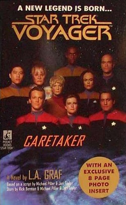 Caretaker Novelization