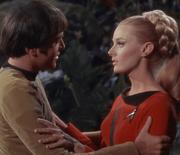 Chekov & Landon en 2267