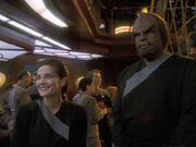 Dax und Worf wollen ein Baby