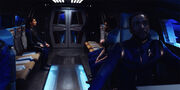 Disco 1 shuttle pilot