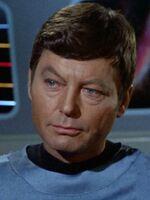 Leonard McCoy 2267