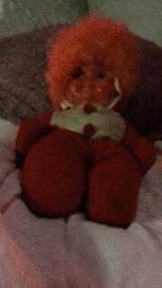 Sarjenka's doll