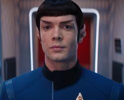 Spock, 2258