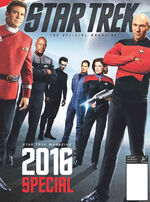 Star Trek Magazine Special 2016 cover