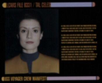 Celes' personnel file