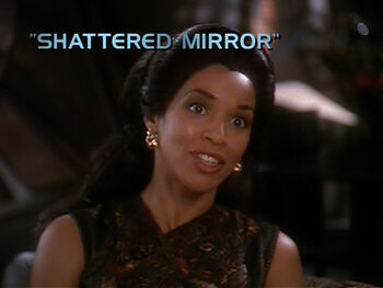 Shattered Mirror title card