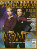 Communicator issue 131 cover