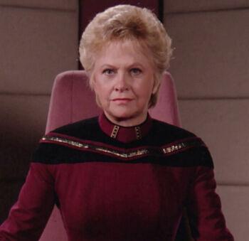Vice Admiral Gromek (2365)