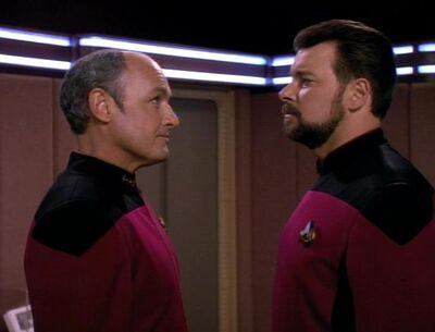 Riker und Pressman