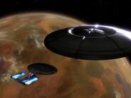 Space vessel lifeform