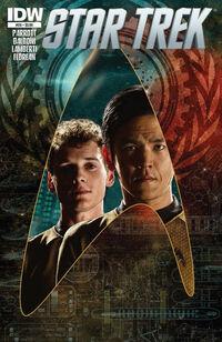 Star Trek Ongoing, issue 20