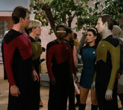 Starfleet uniforms, 2364