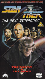 TNG vol 28 UK VHS cover