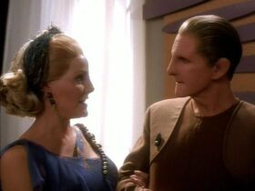 Vaatrik and Odo
