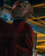 Alien engineering officer, 2259