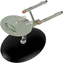 Eaglemoss ISS Enterprise TOS