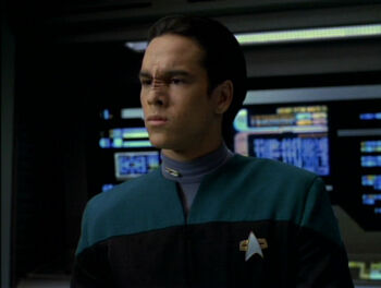 Crewman Gerron (2371)