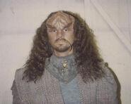 Klingon actor 2, Birthright Part II