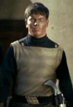 Klingon soldier Organia 7