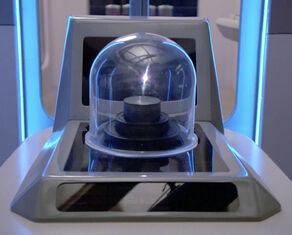 A microbrain under glass