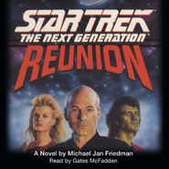 Reunion audiobook cover, digital edition