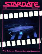 Stardate volume 3 issue 1 cover