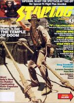 Starlog issue 083 cover