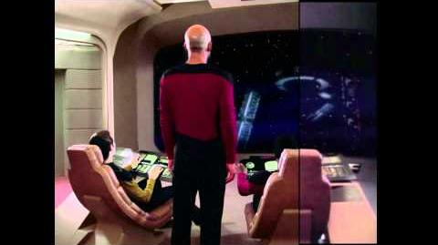 TNG Remastered 1x08 'Justice' Comparison, SD to HD