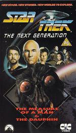 TNG vol 18 UK VHS cover