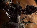 Ty'Gokor orbital facility
