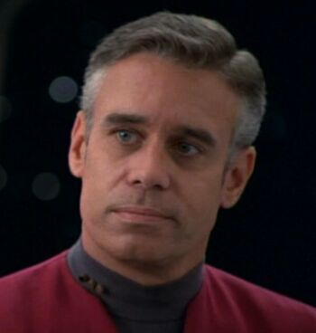 "Lieutenant Commander Cavit (<a href=""/wiki/2371"" title=""2371"">2371</a>)"