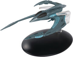 Eaglemoss 172 Xindi Insectoid Scout Ship