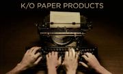 K-O Paper Products company logo