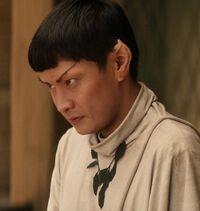 Romulan waiter 2399