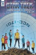 Star Trek Boldly Go, issue 18