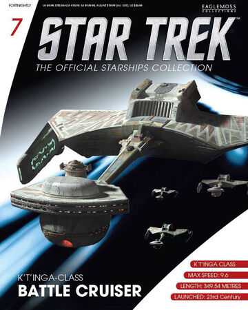 Star Trek Official Starships Collection Issue 7