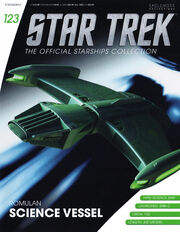 Star Trek Official Starships Collection issue 123