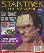 Star Trek The Magazine volume 1 issue 24 cover