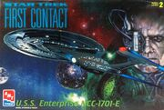 AMT Model kit 6326 USS Enterprise-E 1997