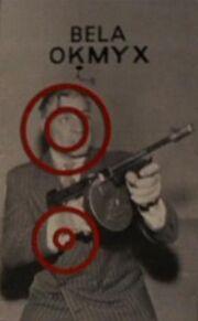 Bela Okmyx poster