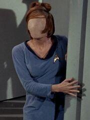 Besatzungsmitglied ohne Gesicht USS Enterprise 2266