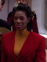 Burton in civilian outfit