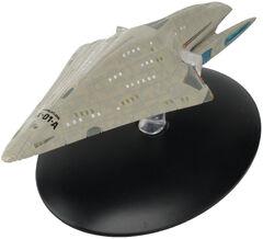 Eaglemoss 17 USS Dauntless