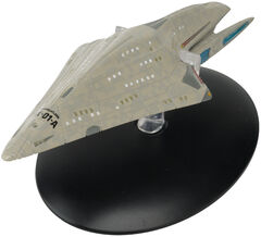 Eaglemoss 17 USS Dauntless