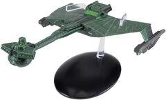 Eaglemoss Klingon D7 DIS