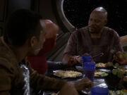 Jake und Nog sind zum Essen eingeladen