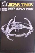 Malibu Comics DS9 01 black