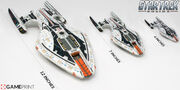 Mixed Dimensions STO USS Pathfinder