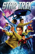 Star Trek, Vol 10 tpb cover