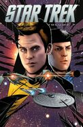Star Trek, Vol 7 tpb cover